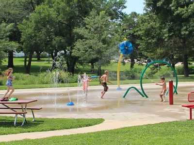 Cedar Rapids Area Splash Pads