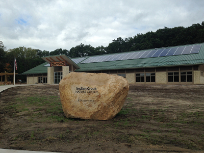 Indian Creek Nature Center Opens Amazing Space