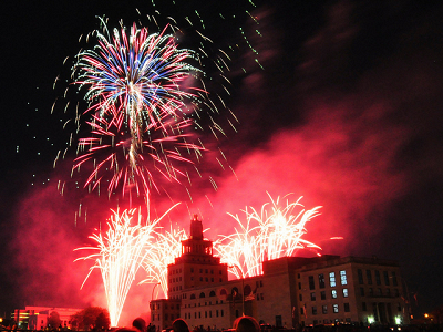 Celebrate the 4th Of July In Cedar Rapids