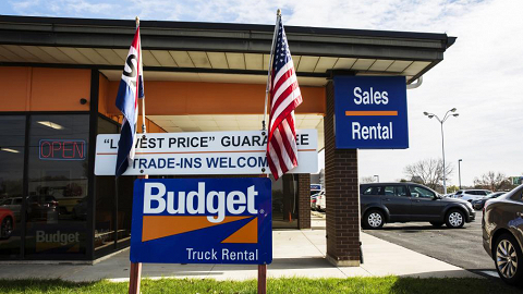 Budget Car & Truck Rental & Sales