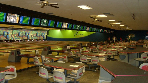 Cedar Rapids Bowling Center/Volley's