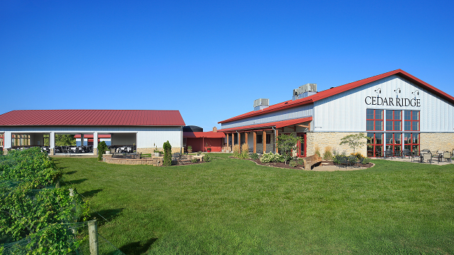 Cedar Ridge Winery & Distillery