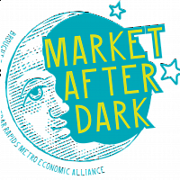 <p>The Market After Dark, presented by Nordstrom, offers a variety of vendors mixed with lively stage and street entertainment, creating a unique nightlife opportunity for downtown Cedar Rapids. On average, this event brings more than 30,000 people downtown for food, beer, wine, art, entertainment and more!</p>