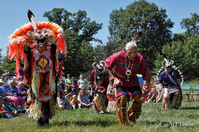 Meskwaki Cultural Day: Exploring Traditions