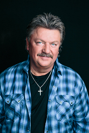 Joe Diffie with Brandon Lay at The Linn County Fair