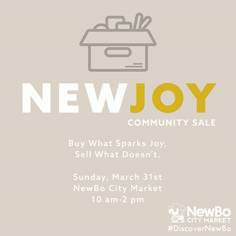 <p>&#8220;Buy What Brings Joy, Sell What Doesn&#8217;t&#8221;&#8212;Marie Kondo has us all cleaning house and saying &#8220;thank you&#8221; to some of our belongings. What better way to give these items new life than by selling them to others for whom they may spark joy?</p>
