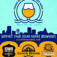 <p>Celebrate all the great things going on in the Cedar Rapids beer scene!</p>