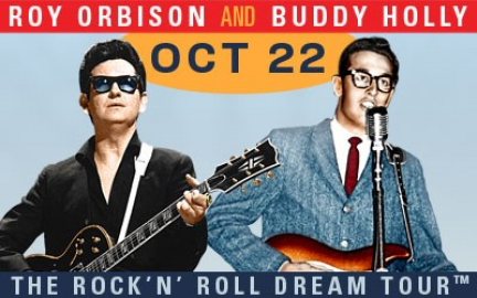Roy Orbison & Buddy Holly - The Rock 'N' Roll Dream Tour