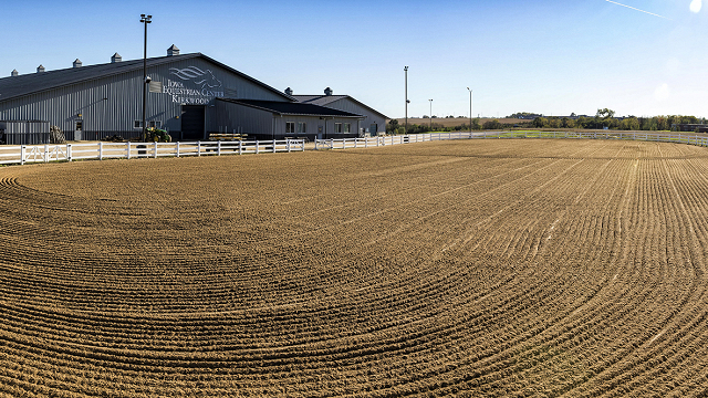 Iowa Equestrian Center at Kirkwood