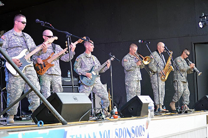 34th Army Band 42 Romeo Concert