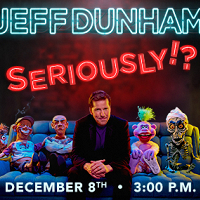 <p>For the past twelve years, Jeff Dunham and his somewhat-inappropriate-proteges, Peanut, Walter, José Jalapeño, Bubba J. and Achmed the Dead Terrorist, have filled arenas across the U.S. and the world with their multiple, blockbuster tours.</p>