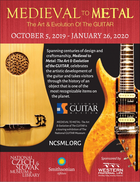 <p>A touring exhibition that celebrates the artistic development of the guitar.</p>