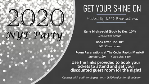NYE Celebration Hosted by LMD Productions