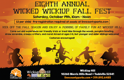 8th Annual Wickiup Fall Festival
