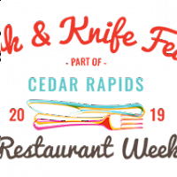 <p>Treat your taste buds at Fork &amp; Knife Feast, an event leading into Cedar Rapids Restaurant Week 2019!</p>