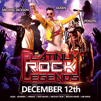 <p>The Midwest's ultimate rock band, PRL  will play all your favorites from Michael Jackson and Prince to Van Halen to Kid Rock! They even cover Bruno Mars.</p>
