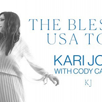 <p>The Blessing USA Tour</p>